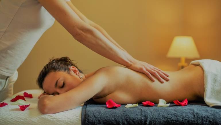 Le massage des bois noirs