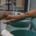 Option Massage des pieds 5 minutes